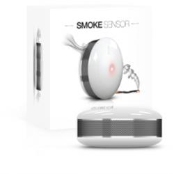 Nový senzor dymu Fibaro