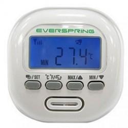 Senzor vlhkosti a teploty Everspring