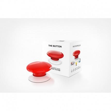 Fibaro button červený