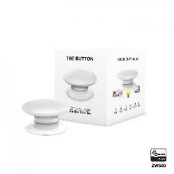 Fibaro button biely
