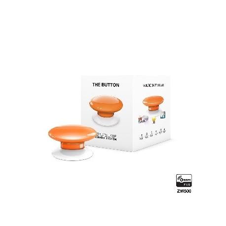 Fibaro button oranžový