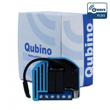 Relé 1x2,3kW s meraním spotreby Qubino