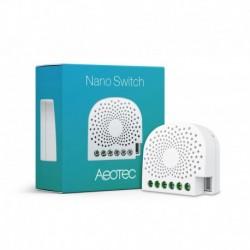 Aeotec Nano vypínač bez merania spotreby