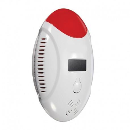 Bezdrôtový CO detektor